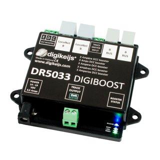 DR5033 - DCC Booster 3 Ampère