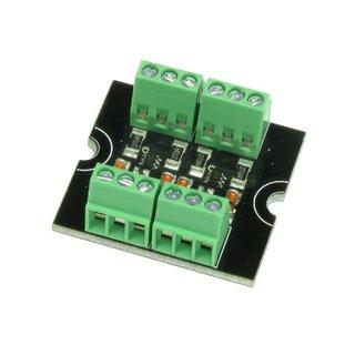 DR4103 gemeinsame Kathode - gemeinsame Anode Adapter (4 Stück)