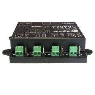 DR4024 Servodecoder mit 4 extra Schaltausgänge