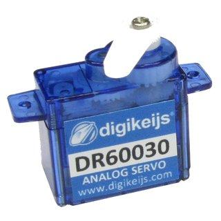 DR60030 Mini Servo Analog