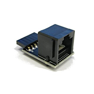 DR60886 - Leiterplattenadapter von S88 zu S88N (z.B. für Intellibox)