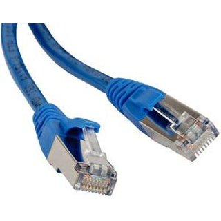 DR60880 - STP-Kabel 0,5M blau