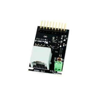 DR5052-M Adapter für Märklin Drehscheiben