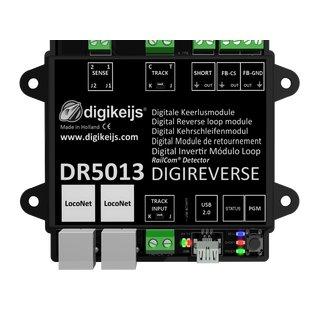 DR5013 DigiReverse ultimatives Kerschleifenmodul