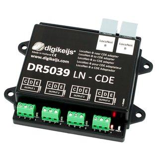 DR5039 LocoNet-B nach CDE